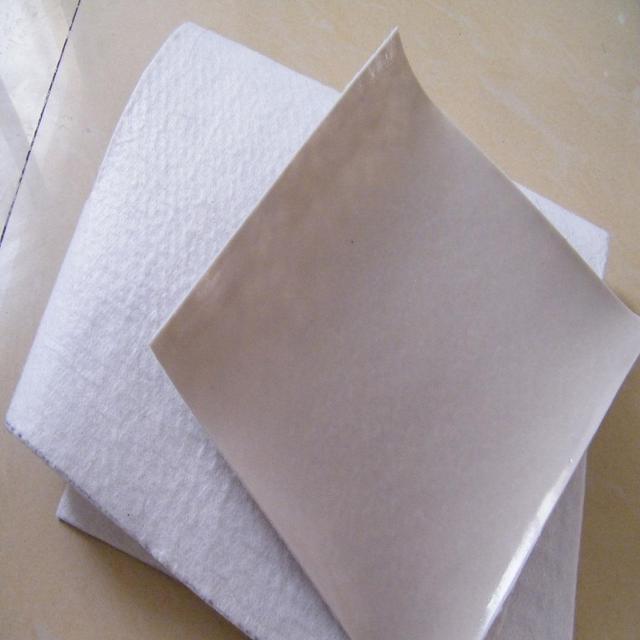 焊接技术和施工过程复合土工